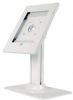 Anti-Theft Desk Stand For iPad / iPad Air (White)